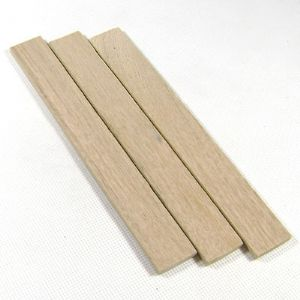 Wooden boards, 5mm x 2.2cm x 19cm, 2 slice, (WMP006)